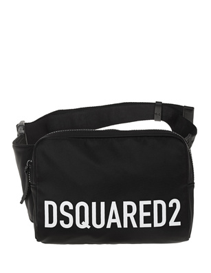 DSQUARED2 Logo Belt Bag Black