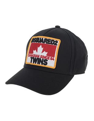 DSQUARED2 Logo Twins Black