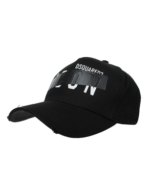DSQUARED2 Icon Crossed Out Black