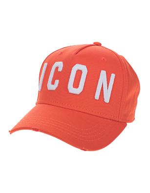 DSQUARED2 ICON Cap Orange