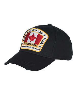 DSQUARED2 Canada Logo Black