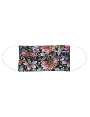 JADICTED Face Mask Silk Floral