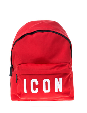 DSQUARED2 ICON Front Red