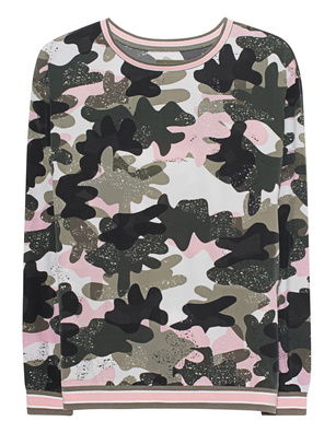 JADICTED Silk Camouflage Multicolor