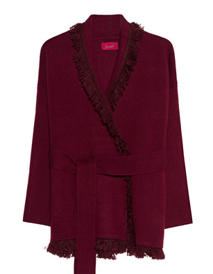 JADICTED Cosy Cashmere Bordeaux