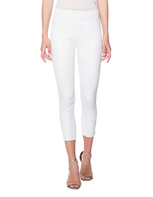 SPRWMN Sleek Crop White
