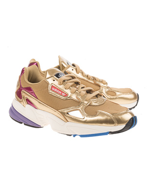 ADIDAS ORIGINALS Falcon Met Gold