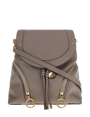 SEE BY CHLOÉ Leather Classy Taupe