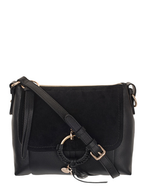 SEE BY CHLOÉ Joan Ring Cross Black