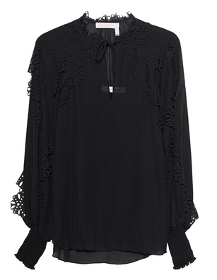 SEE BY CHLOÉ Embellished Black