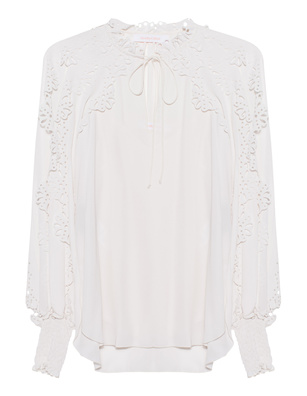 SEE BY CHLOÉ Embellished White