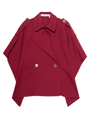 SEE BY CHLOÉ City Cotton Red