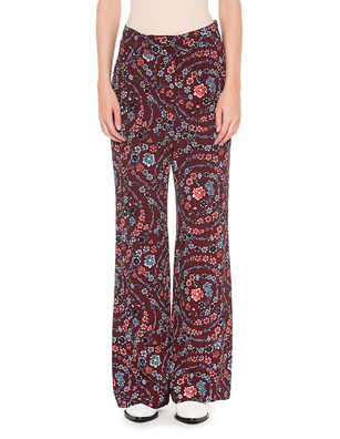 SEE BY CHLOÉ Flower High Waist Flower Multicolor