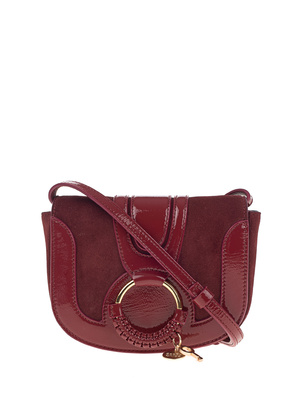 SEE BY CHLOÉ Mini Hana Acerola Red
