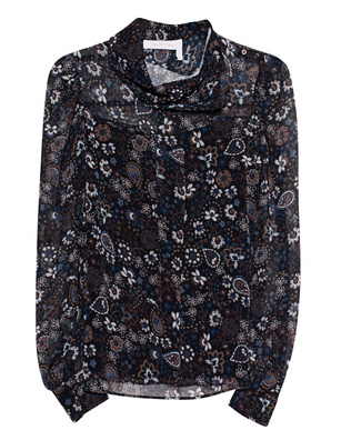 SEE BY CHLOÉ Embellished Millefleurs Multicolor
