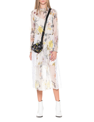 SEE BY CHLOÉ Lace Flower Multicolor