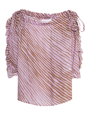 SEE BY CHLOÉ Bow Stripes Multicolor