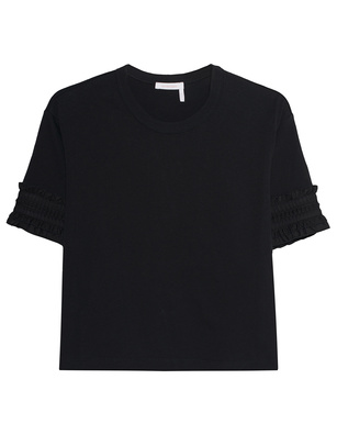 SEE BY CHLOÉ Short Top Black