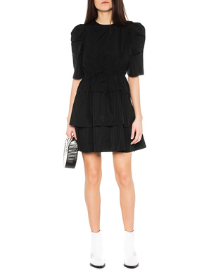 SEE BY CHLOÉ Flounced Mini Black