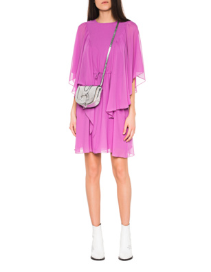 SEE BY CHLOÉ Dress Volants Purple