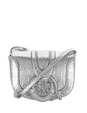 SEE BY CHLOÉ Hana Mini Metallic Silver