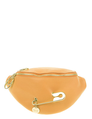 SEE BY CHLOÉ Safety Pin Belt Mini Musk Yellow