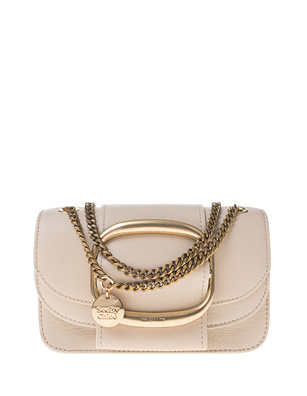 SEE BY CHLOÉ Shoulder Cement Beige