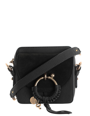 SEE BY CHLOÉ Joan Camera Mini Bag Black