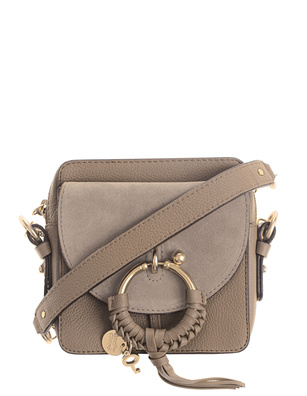 SEE BY CHLOÉ Joan Camera Mini Bag Taupe