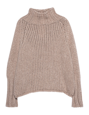 ELLA SILLA Short Turtleneck Ginger