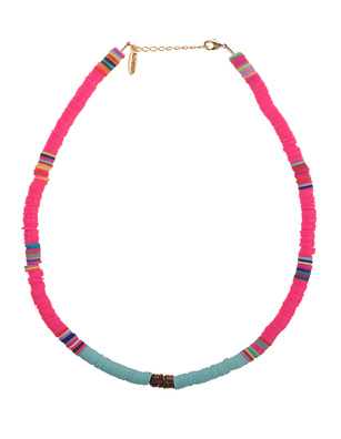 ALLTHEMUST Necklace Pink