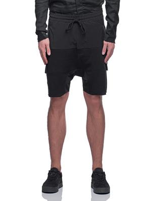 THOM KROM Zipper Fabric Mix Black
