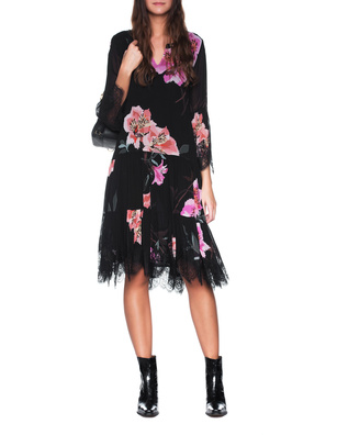 JADICTED Blacklily Lace Black