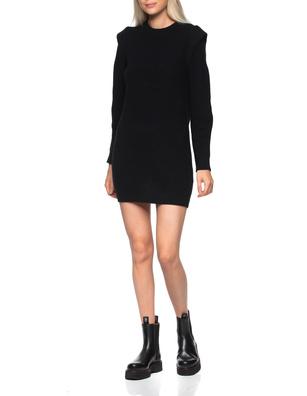 Dondup Knit Shoulder Black
