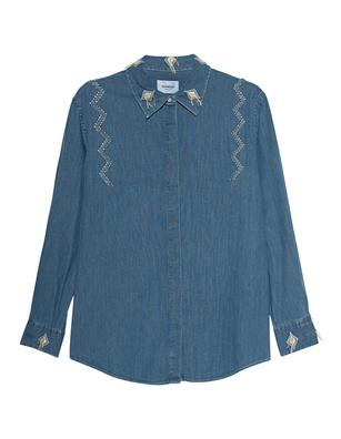 Dondup Camicia Blue