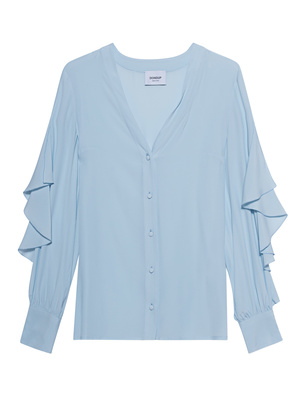 Dondup Flounce Light Blue