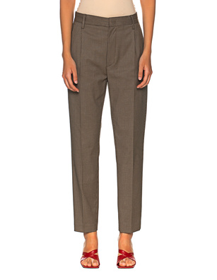 Dondup Joy Houndstooth Camel