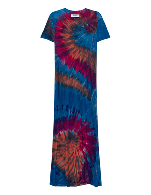 SPRWMN Maxi Tie Dye Sunset Multicolor