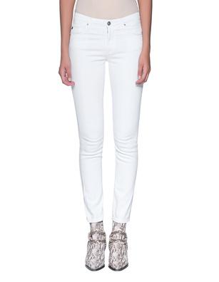 AG Jeans Prima Ankle Cigarette White