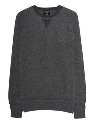 CROSSLEY Raglan Knit Grey
