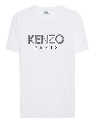 KENZO Logo White