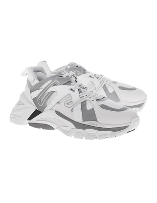 Flash Runner White Silver