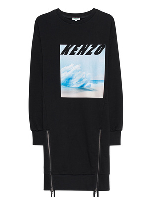 KENZO Artwork Sweat Black