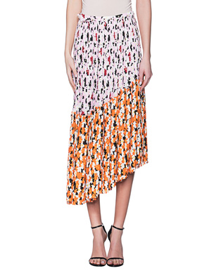 KENZO Pleated Flower Multicolor