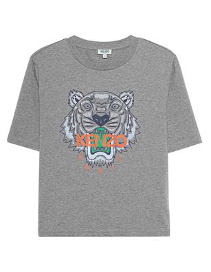 KENZO Side Tie Tiger Grey