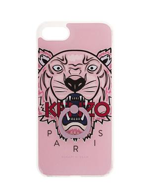 KENZO iPhone 7 Tiger Ring Rose