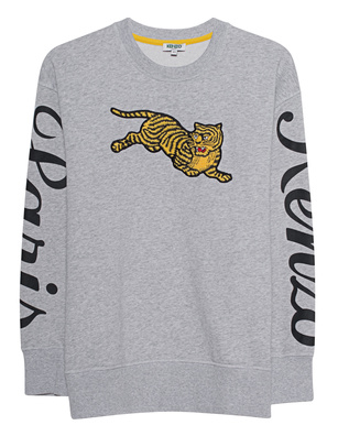 KENZO Jumping Tiger Relax Grey