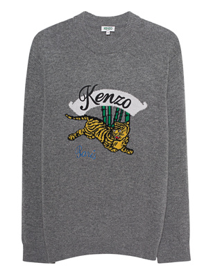 KENZO Jumping Tiger Grey