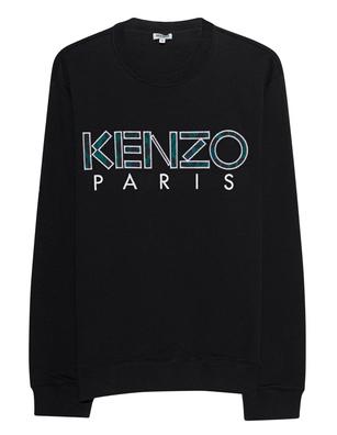 KENZO Sweatshirt Logo Black