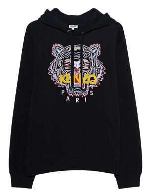 KENZO Hood Tiger Black